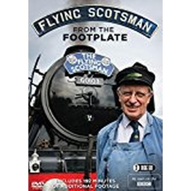 Flying Scotsman from the Footplate [DVD]